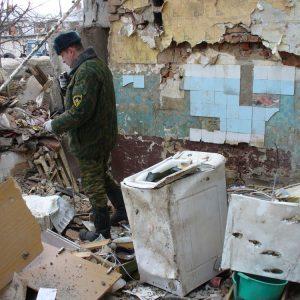 Осмотр места происшествия (Кадикин Ш.Р. фотосъемка 2008 года)