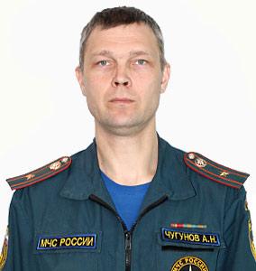 Чугунов Алексей Николаевич ИПЛ