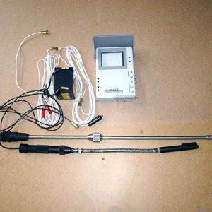 Телевизионная система для обеспечения труднодоступных зон на месте пожара «Эскада-5» используется для исследования и электронного фотографирования завалов, внутренних полостей строительных конструкций, воздуховодов