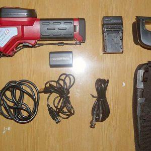 Инфракрасная камера «SDSHotFind-DX» - бесконтактный прибор неразрушающего контроля предназначенный для визуального отображения термограммы наблюдаемой области