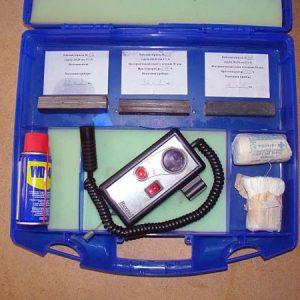 Прибор определения степени термического поражения изделий из металлов и сплавов «ВИХРЬ»