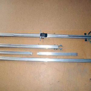 Устройство дистанционного зондирования угольного слоя для измерения линейных параметров слоев обугленной древесины «Зонд-01-ЭП»