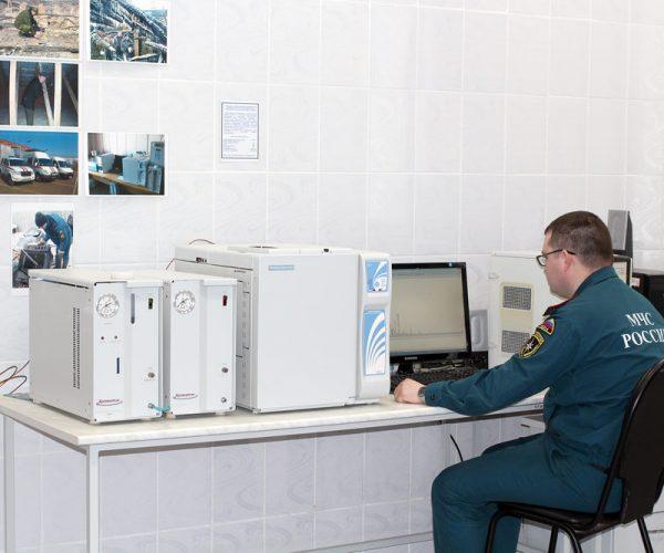 Газожидкостная хроматография