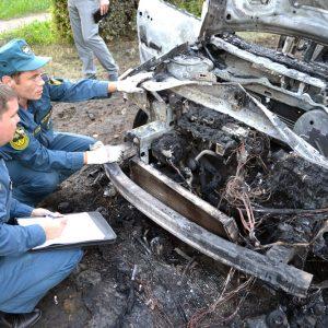 Расследование и экспертиза пожаров
