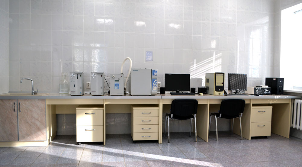 Физико-химическая лаборатория