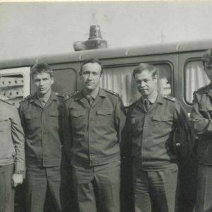 Оперативная группа на выезд