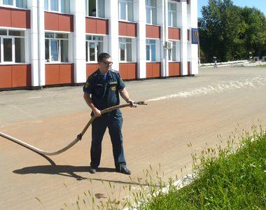 Испытания систем противопожарной защиты