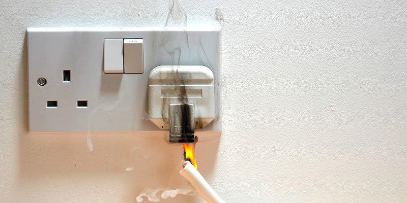 Исследование электрических проводников со следами аварийных режимов работы