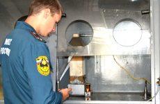 Определение соответствия состояния огнезащитной обработки деревянных конструкций установленным требованиям пожарной безопасности