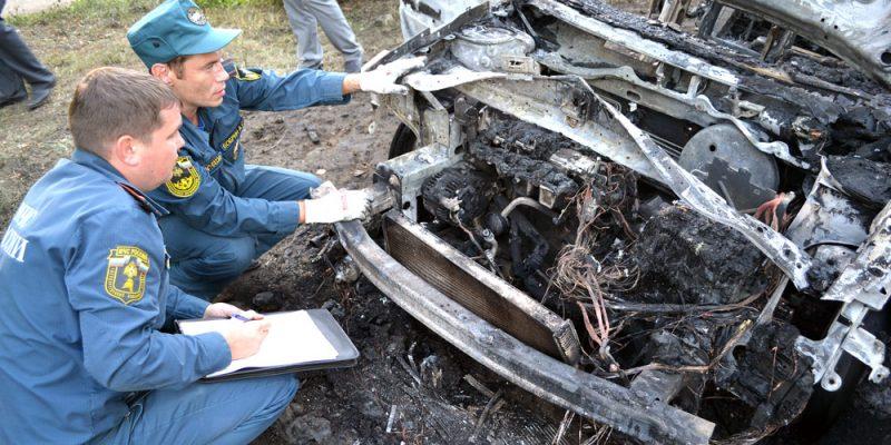 Проведение судебных пожарно-технических экспертиз и исследований по делам о пожарах