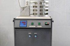 Определение температуры воспламенения и самовоспламенения твердых веществ и материалов