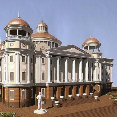 Музейно-архивный комплекс